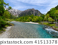 kamikochi, azusa river, azusagawa river 41513378