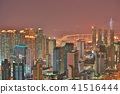 Dense high rise apartments in Kowloon, hk 41516444