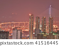 Dense high rise apartments in Kowloon, hk 41516445