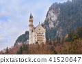 Neuschwanstein Castle the famous castle in Germany 41520647
