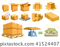Value of crate box. 41524407