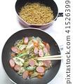 โซบะทอด,อาหาร,บะหมี่ 41526399