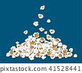 heap popcorn vector 41528441