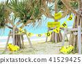 해변 웨딩 41529425