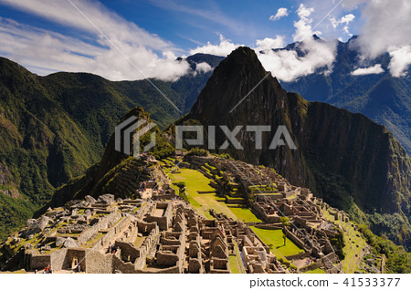 Machu Picchu remains 41533377