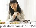 女性生活早餐 41536959