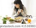 女性生活早餐 41536983