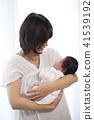 baby, infant, mama 41539192