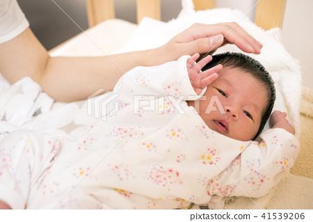 아기, 갓난 아기, 갓난아이 41539206