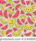 watermelon pattern seamless 41546869