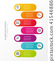 infographic, vector, chart 41546886