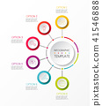 infographic, vector, chart 41546888