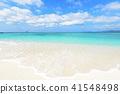 海洋 海 蓝色的水 41548498