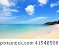 海洋 海 蓝色的水 41548506