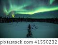 """""""加拿大西北地區""""耶洛奈夫極光 41550232"""