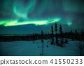 """""""加拿大西北地區""""耶洛奈夫極光 41550233"""