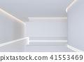 empty room modern 41553469