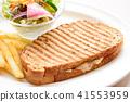 빵, 샌드위치, 포테이토 41553959