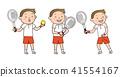 tennis vector vectors 41554167