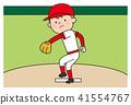 야구 투수 41554767