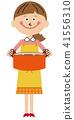 完成了流行圍裙家庭圍裙的媽媽火鍋菜! 41556310