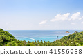 High angle view at Koh Tao 41556988