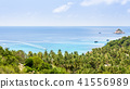 High angle view at Koh Tao 41556989