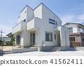 住宅区·图像·城市景观 41562411