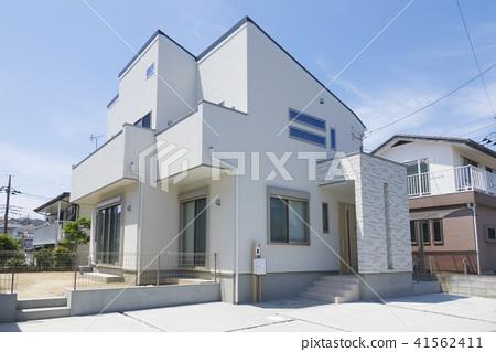 주택가 이미지 상가 41562411