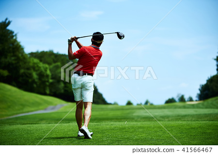 高爾夫球 41566467