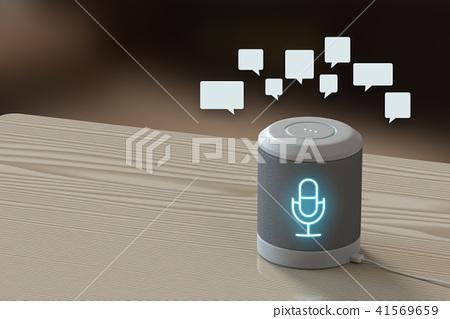 智能音箱(系列) 41569659