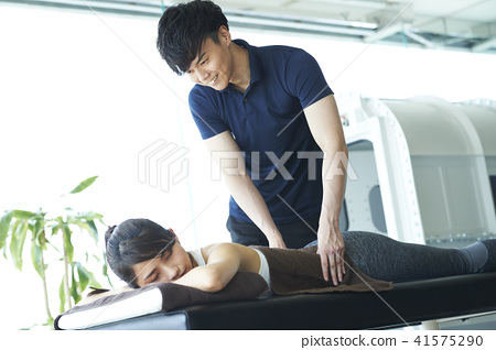 健身按摩從業者 41575290