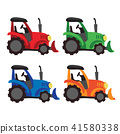tractor vector collection design 41580338
