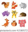 animals character design 41580572