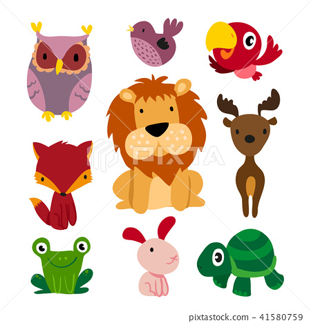animals character design 41580759