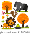 animals character design 41580918