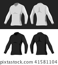 T shirts template 41581104