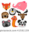 animals character design 41581139