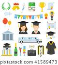 graduation day ceremony 41589473