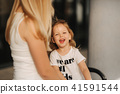 mother, daughter, girl 41591544