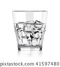 Whiskey glass 41597480