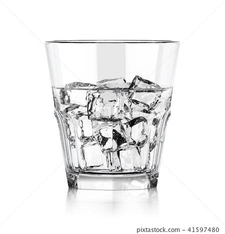 Whiskey glass 41597480