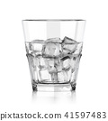 Whiskey glass 41597483