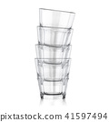 glass 3d clear 41597494