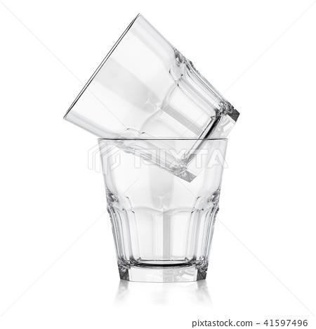 Whiskey glass 41597496