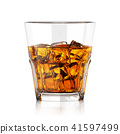 glass whiskey ice 41597499