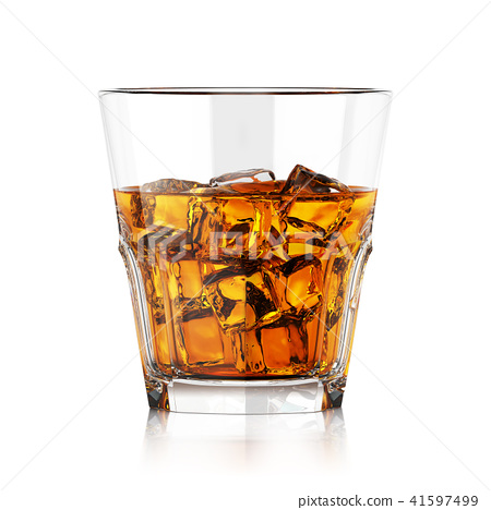 Whiskey glass 41597499