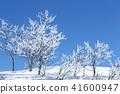 설경, 눈 경치, 겨울 41600947