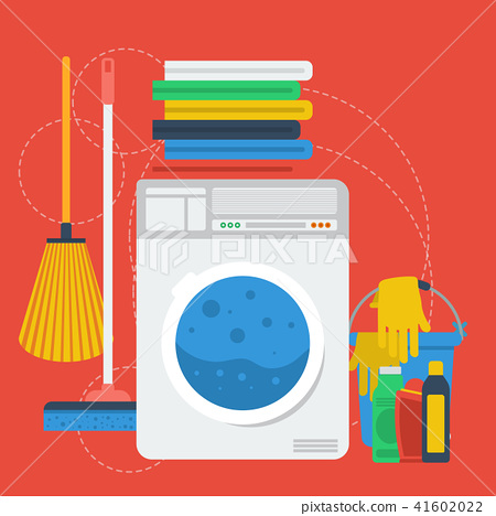 Cleaning items and washing machine 41602022