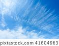 藍天天空背景背景材料 41604963